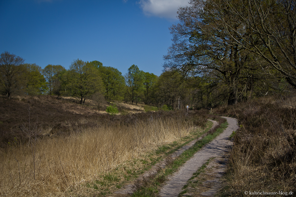 """Nationalpark """"De Meinweg"""" - Premiumwanderweg """"Meinvennen"""""""