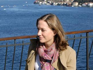 Touristikerin Britta Krämer