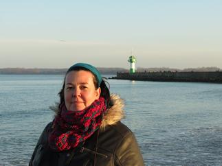Touristikerin Kirsten Harms