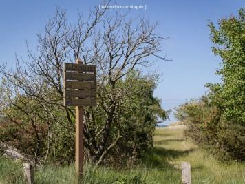 Darßer Ort - Leuchtturm - Naturpark Vorpommersche Boddenlandschaft
