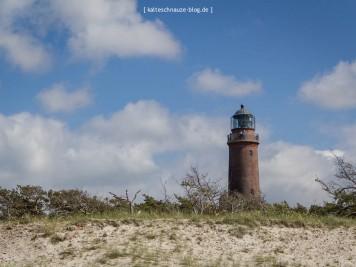 Darßer Ort - Leuchtturm - Weststrand - Naturpark Vorpommersche Boddenlandschaft