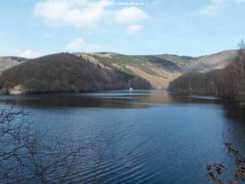 Und wieder tolle Blicke auf den Obersee.